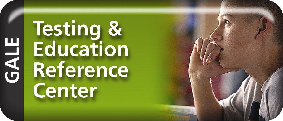 Testing & Education Reference Center Logo