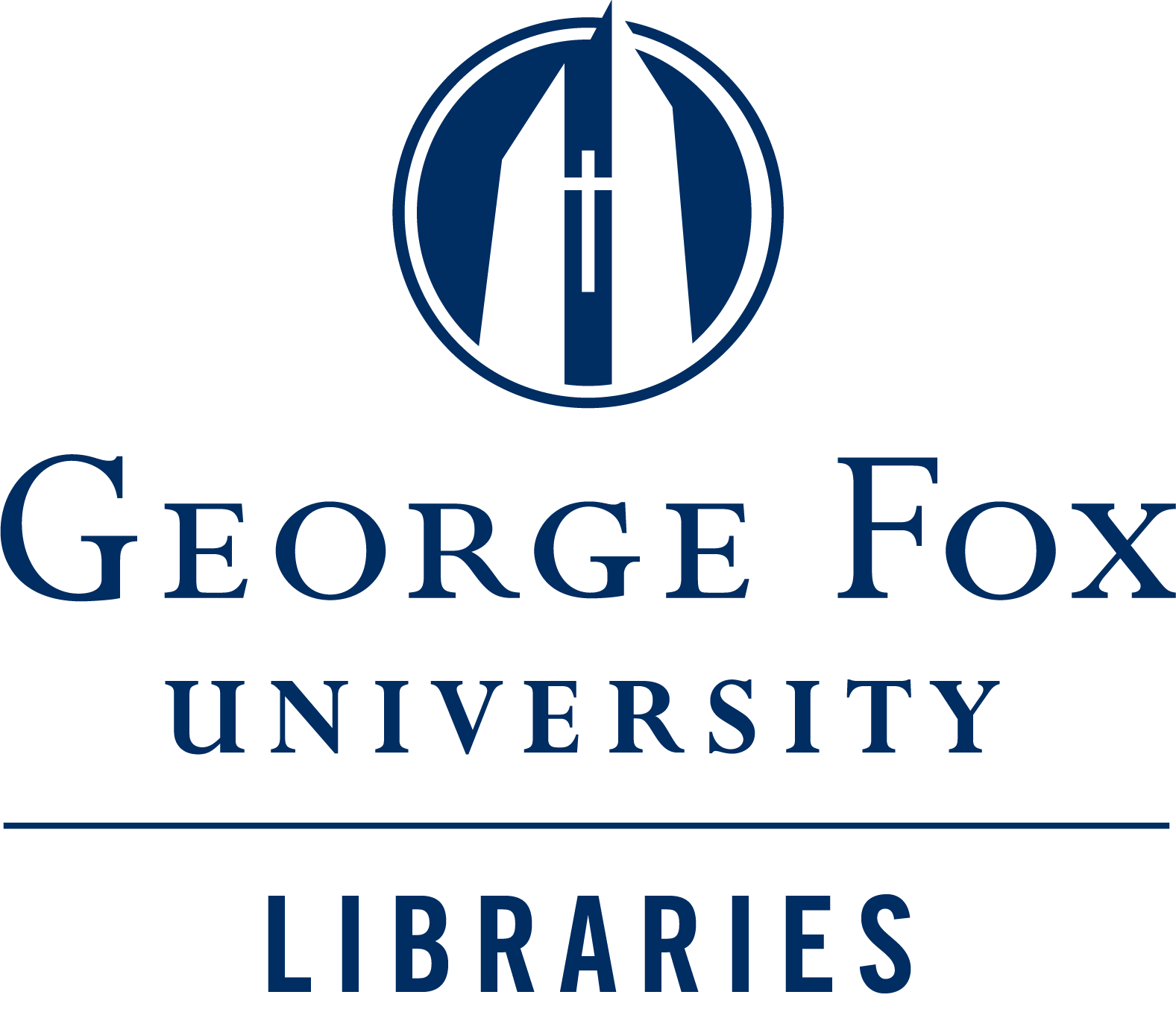 George Fox University Libraries Logo