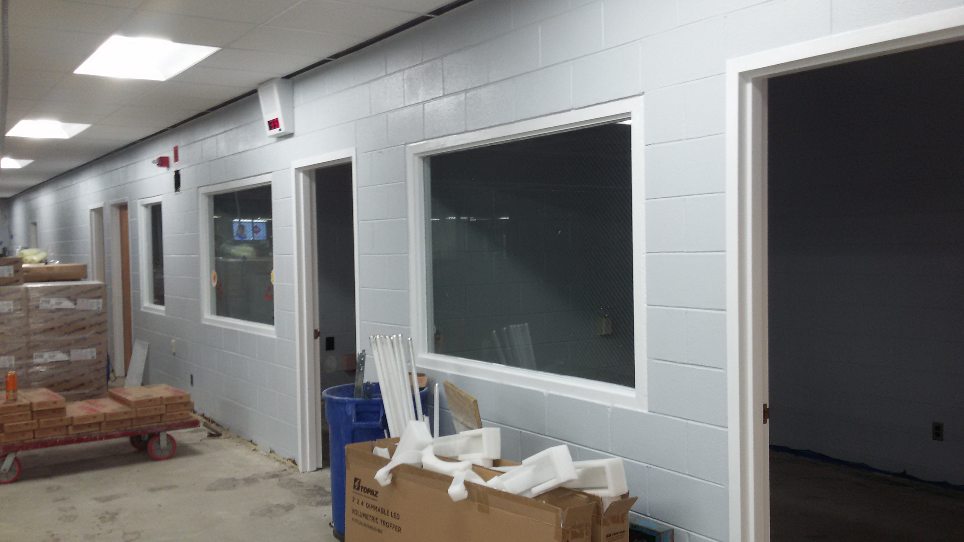 New gray paint color
