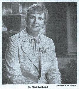 Dr. C. Neill McLeod