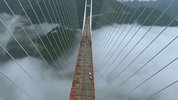 Highest bridge in the world
