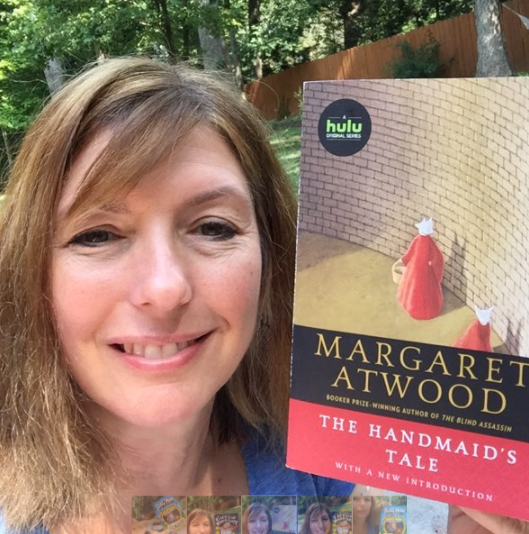 Laurie Robb and the Handmaid's Tale