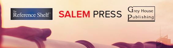Logo for Salem Press ebooks