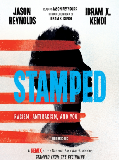 Book cover for Stamped