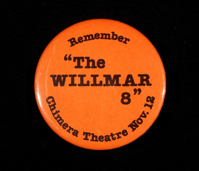 Willmar 8 button