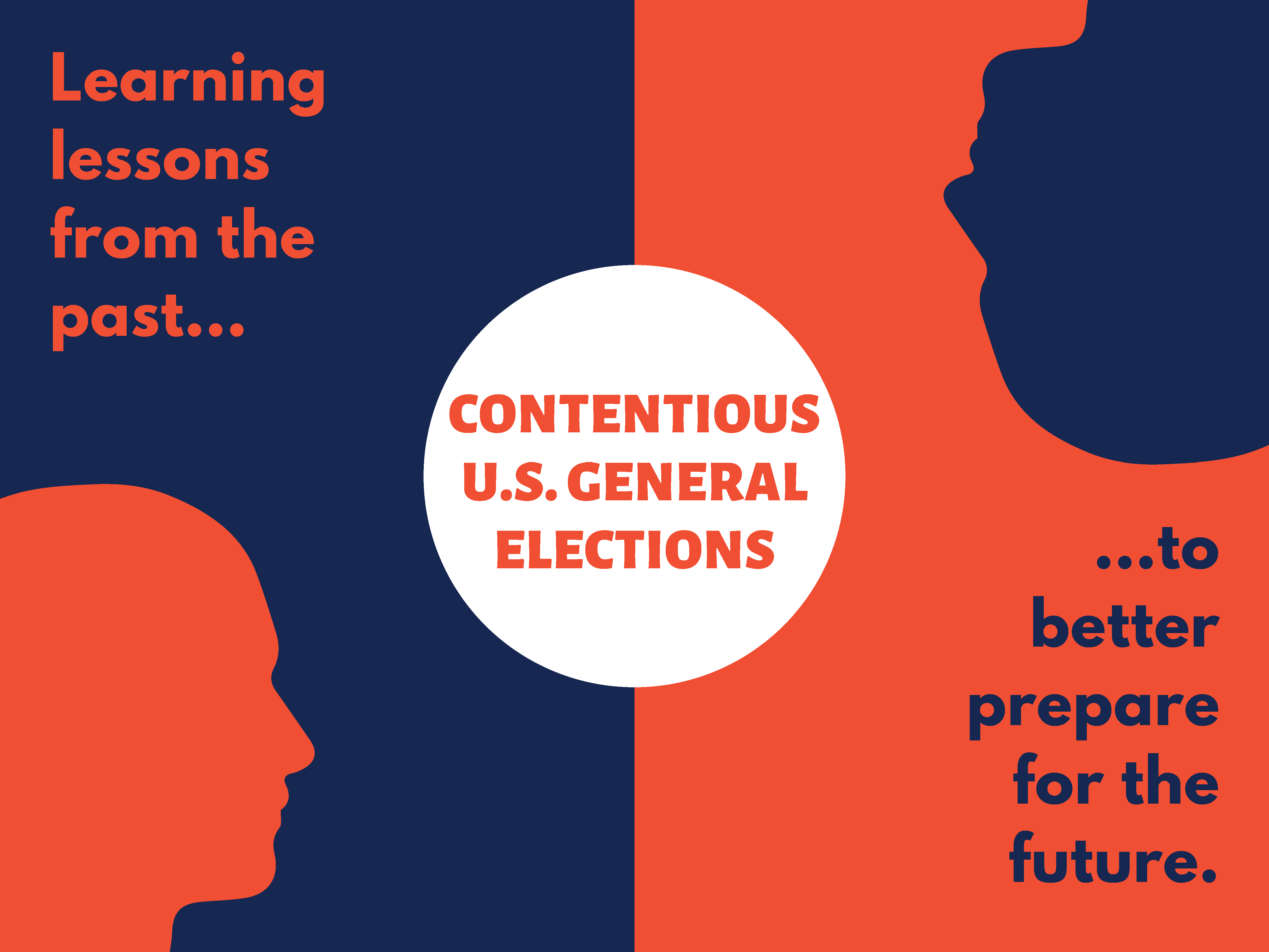 Contentious U.S. General Elections: Learning lesson from the past to better prepare for the future.