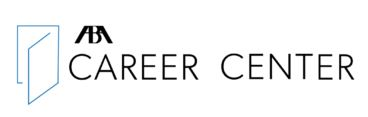 ABA Career Center logo