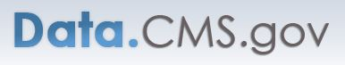 Data.CMS.gov logo