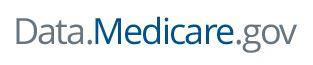 Data.Medicare.gov logo