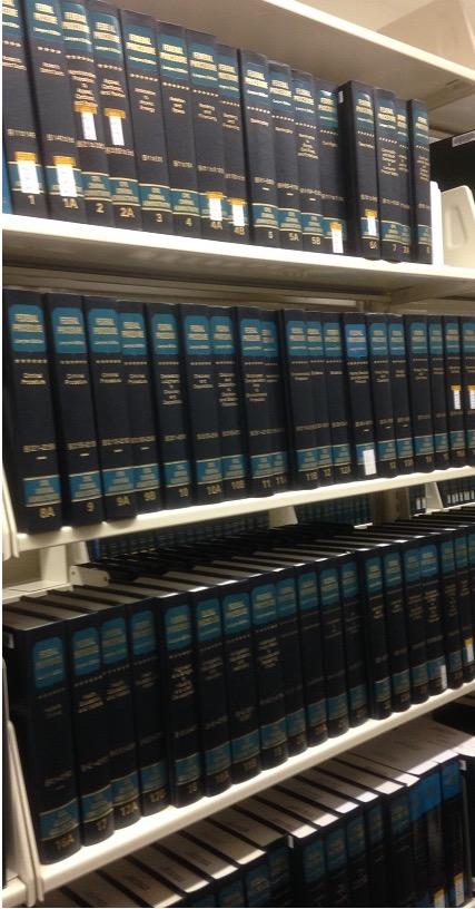Federal Procedure volumes