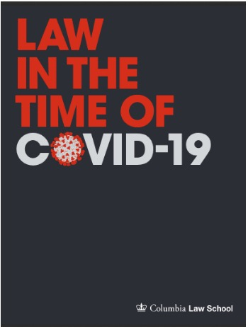 Law in the Time of COVID-19 cover