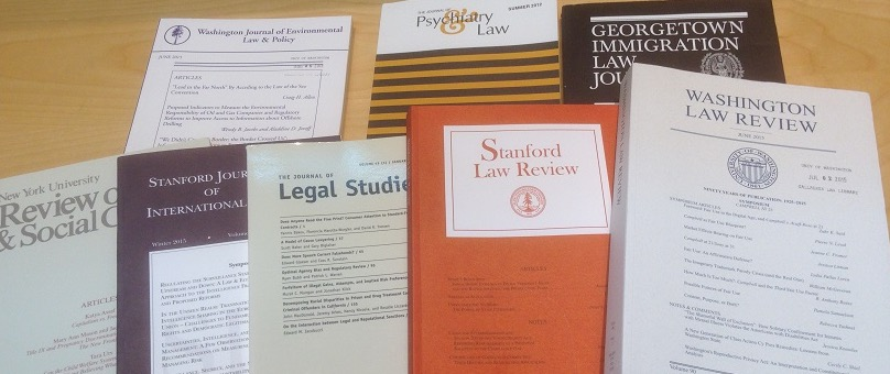 law review issues