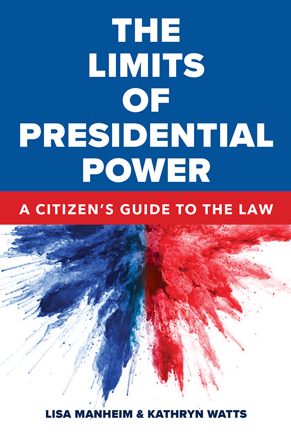 Limits of Presidential Power book cover