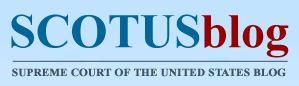 SCOTUSblog logo