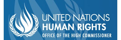 UN Human Rights Office of the High Commissioner logo
