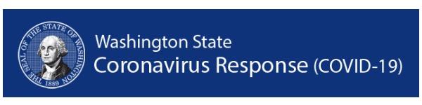 WA COVID response banner