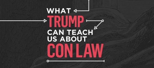 What Trump Can Teach Us About Con Law logo