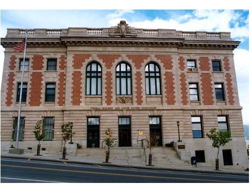 brick courthouse
