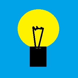 lightbulb graphic