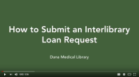 How to Submit an Interlibrary Loan Request