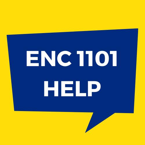 ENC1101 Help