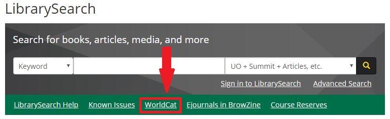 WorldCat link