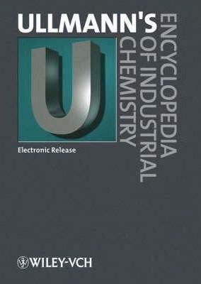 Ullmann's Encyclopedia of Industrial Chemistry