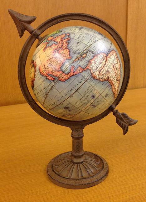 Earth (Globe Terrestre) globe