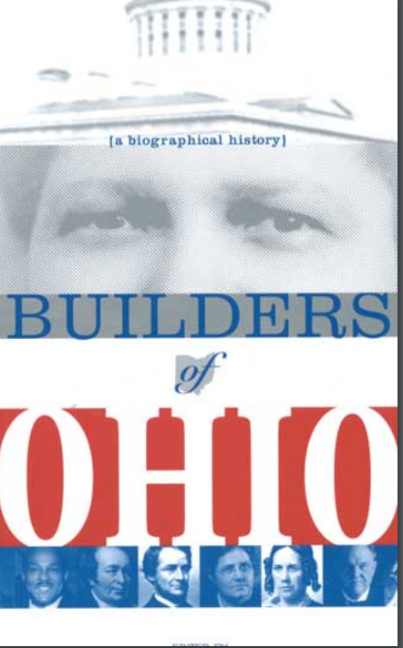 book cover - builders of ohio