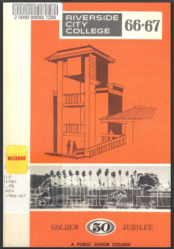 1966-1967 Riverside City College Catalog