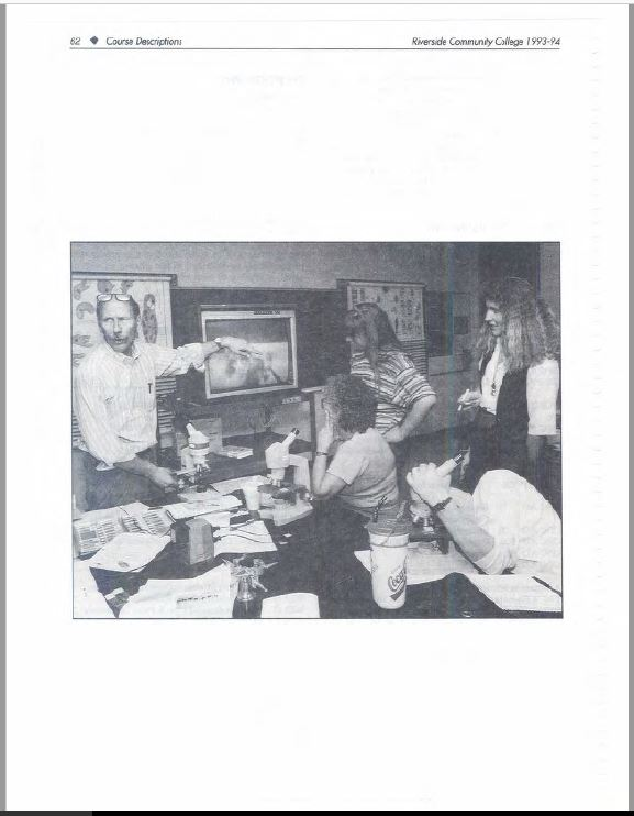 1993-1995 Riverside City College Catalog