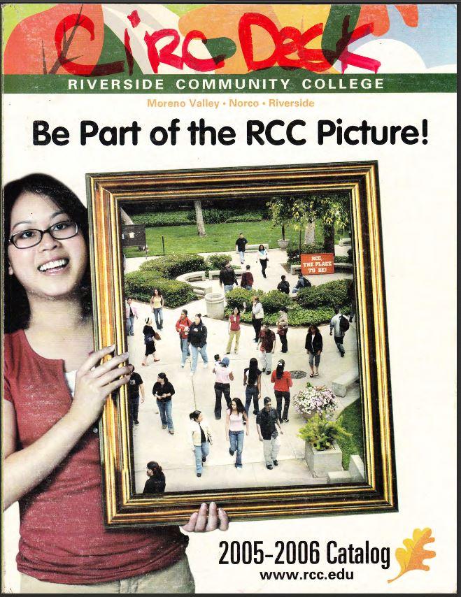 2005-2006 Riverside City College Catalog