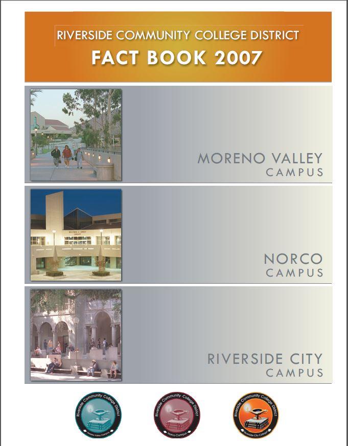 RCCD Factbook 2008