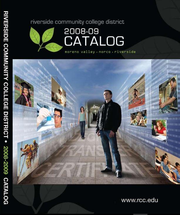 2008-2009 Riverside City College Catalog