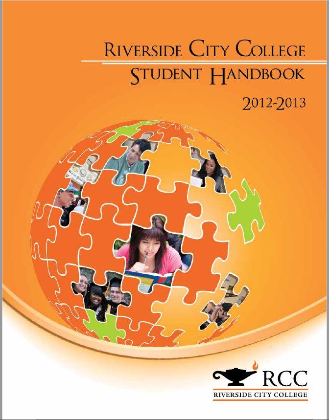 RCC Student Handbook 2012-13