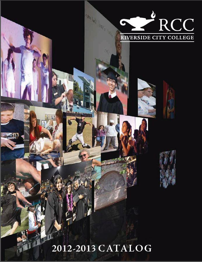 2012-2013 Riverside City College Catalog