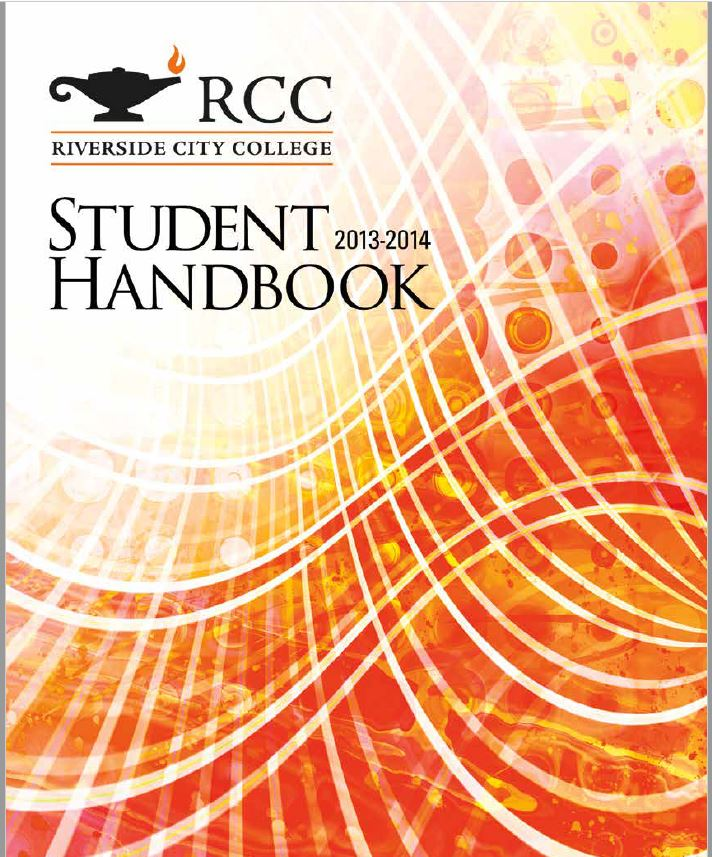 RCC  Student Handbook 2013-14