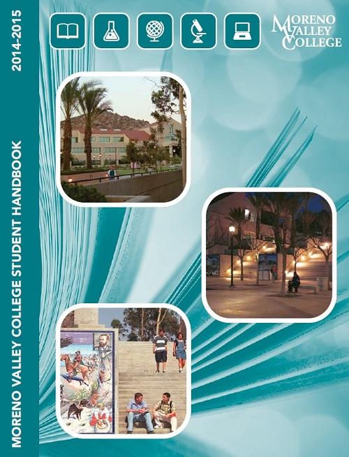 MVC Student Handbook 2014-15