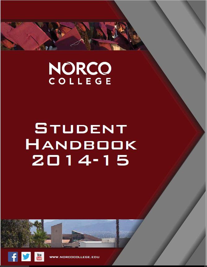 Norco College Student Handbook 2014-15