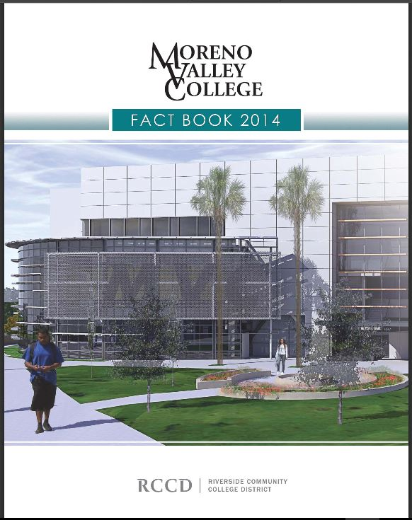Moreno Valley College Factbook 2014