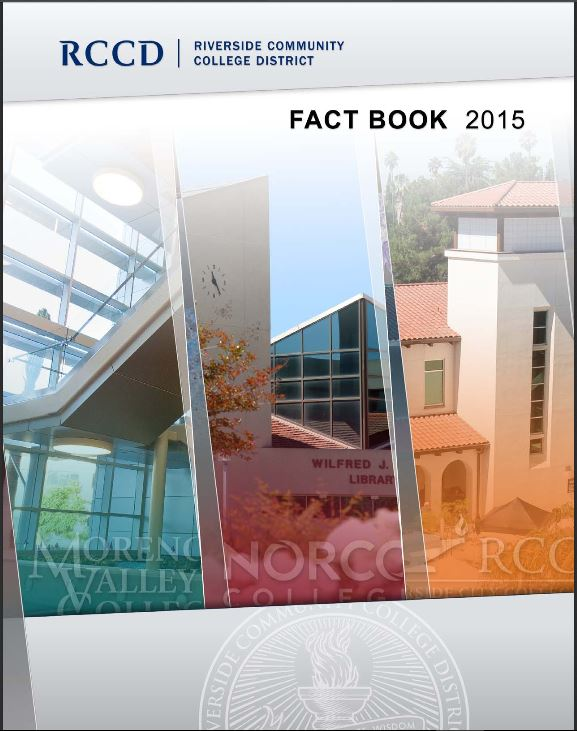 RCCD Factbook 2015