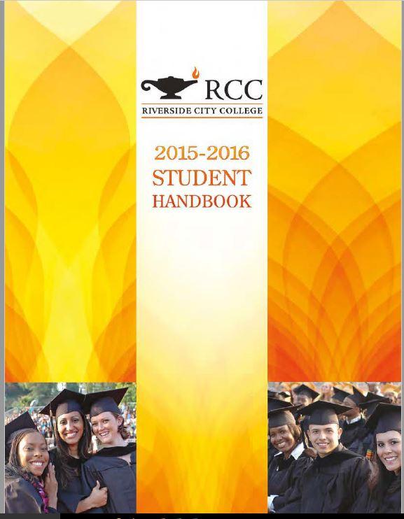 RCC  Student Handbook 2015-16