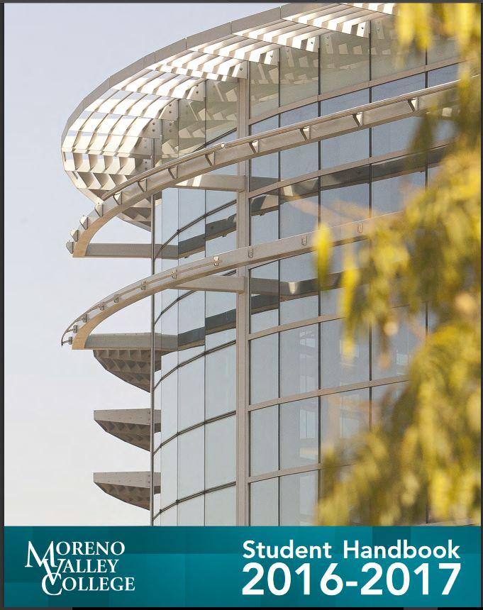 MVC Student Handbook 2016-17