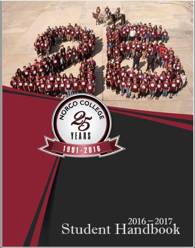 Norco College Student Handbook 2016-17
