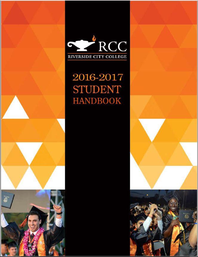 RCC  Student Handbook 2016-17