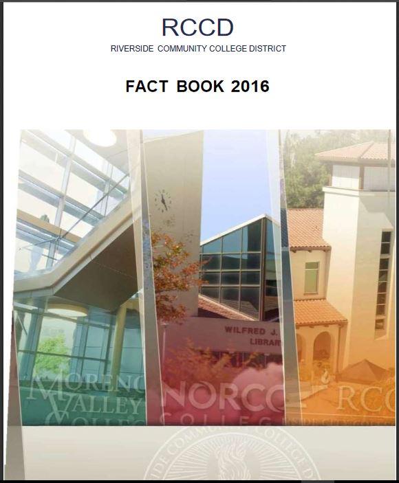RCCD Factbook 2016