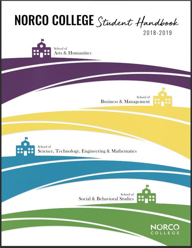 Norco College Student Handbook 2018-19