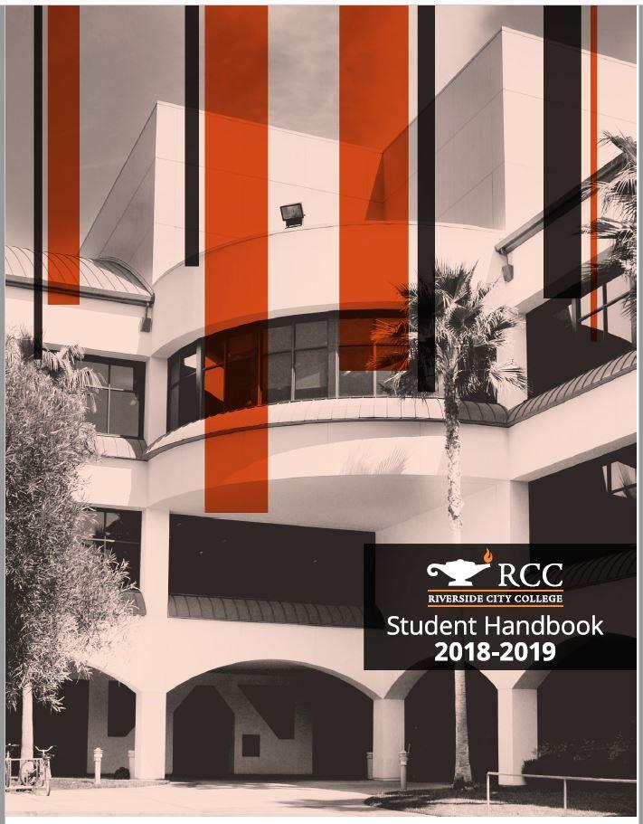RCC  Student Handbook 2017-18