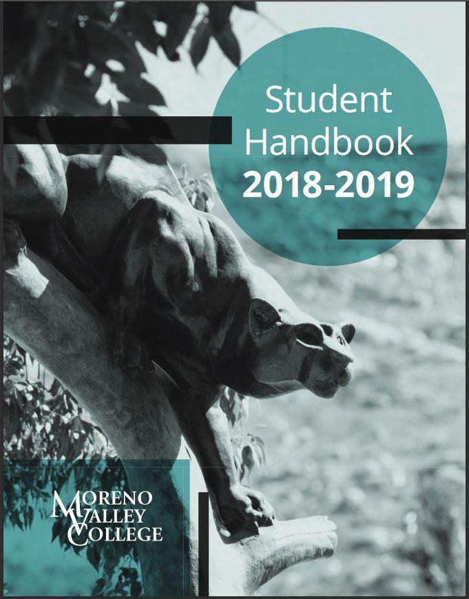 MVC Student Handbook 2018-19