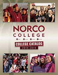 Norco College Catalog 2018-2019